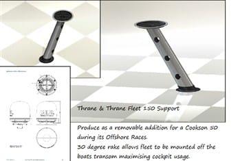 Thrane & Thrane Fleet 150 Support