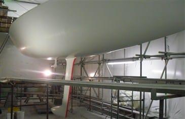 Hull, Foils Finishing Works